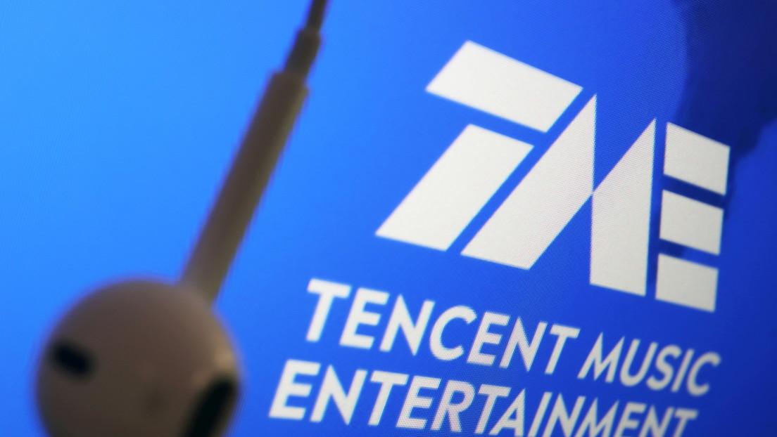 China ordena a Tencent que renuncie a los derechos de música exclusivos