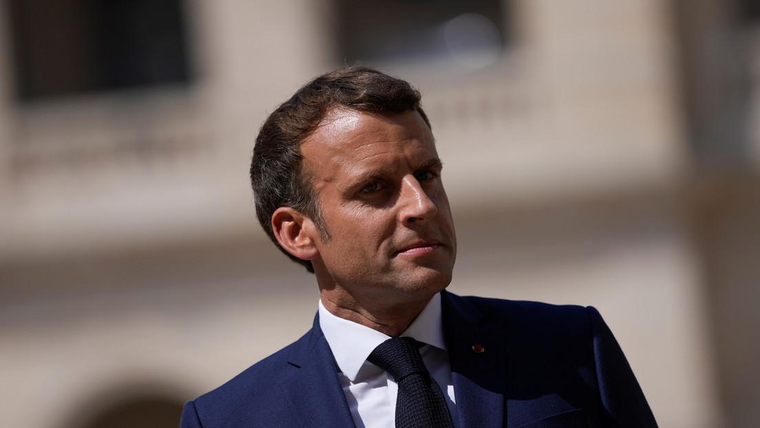 """""""No es libertad, es irresponsabilidad"""": Macron defiende la vacunación contra el covid-19 tras las protestas en Francia"""