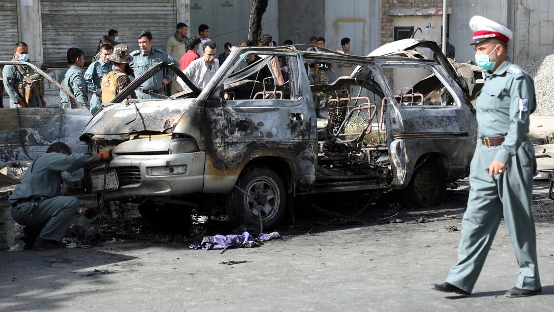 La ONU registra un número récord de víctimas civiles en Afganistán en 2021 y advierte que la cifra podría ser incluso mayor