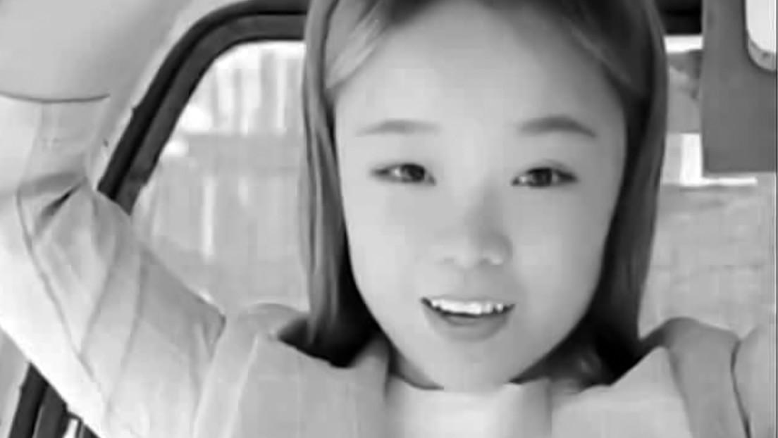 Una estrella del TikTok chino cae desde una grúa de 48 metros mientras se filmaba a sí misma en directo