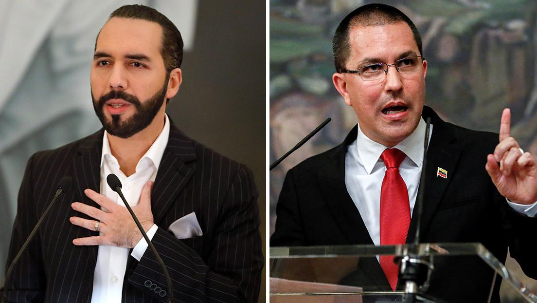 Venezuela tilda de 'lawfare' la orden de captura contra el exvicepresidente salvadoreño Sánchez Cerén y Bukele responde