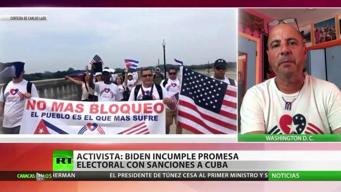 Solidaridad mundial en apoyo a Cuba y su lucha contra el bloqueo de EE.UU.
