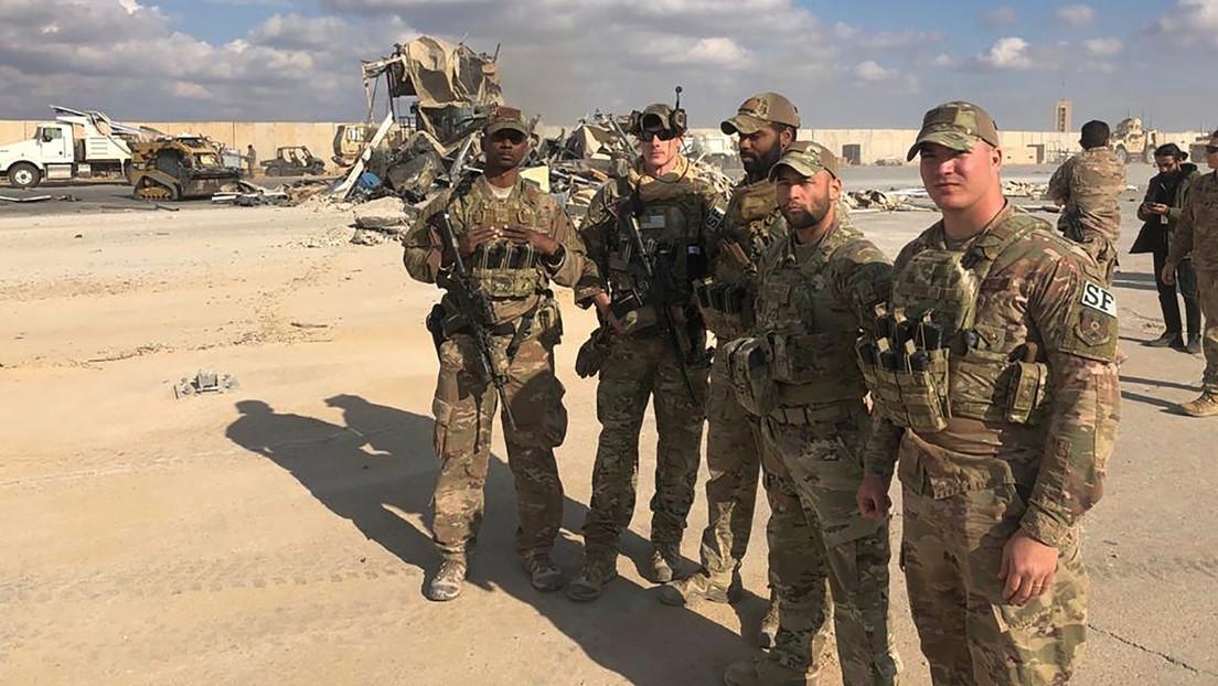 Reportan que Biden y el primer ministro iraquí anunciarán un acuerdo para poner fin a la misión de combate de EE.UU. en Irak para finales de 2021