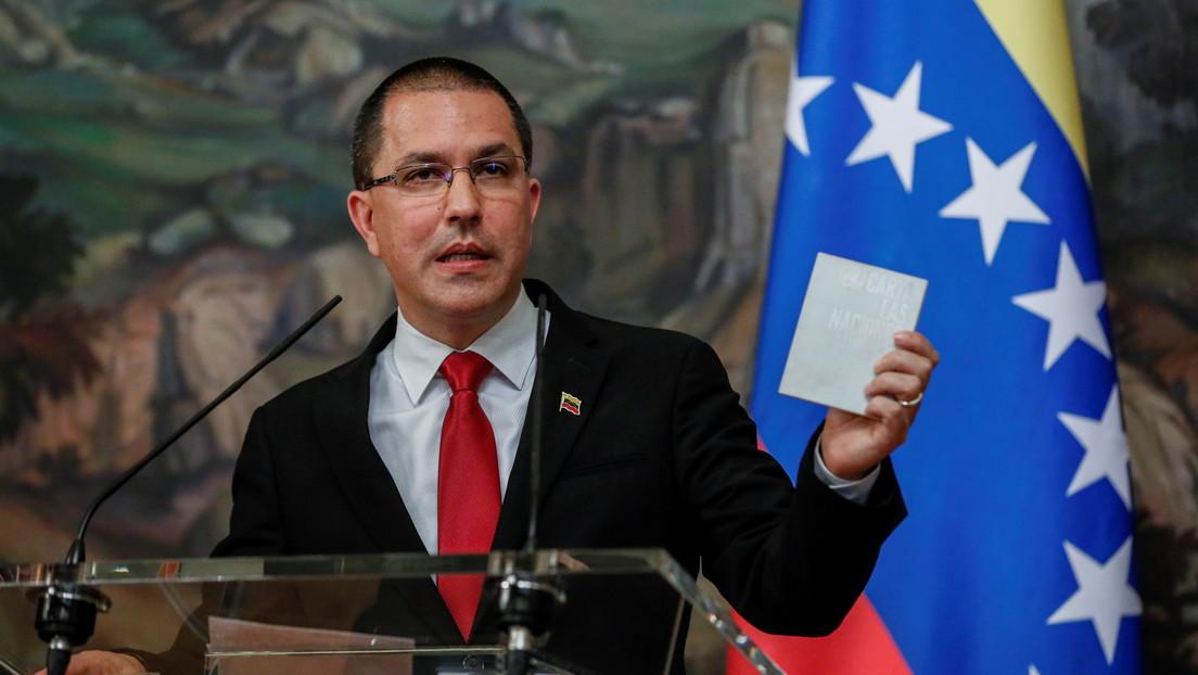 """""""No sea tan cínico"""": La respuesta de Caracas a Duque tras pedir a EE.UU. que declare a Venezuela promotor del terrorismo"""