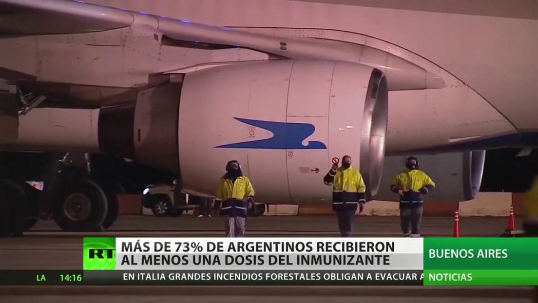 Chile relaja restricciones y Argentina alcanza 73 % de vacunación: lo último del coronavirus en el mundo