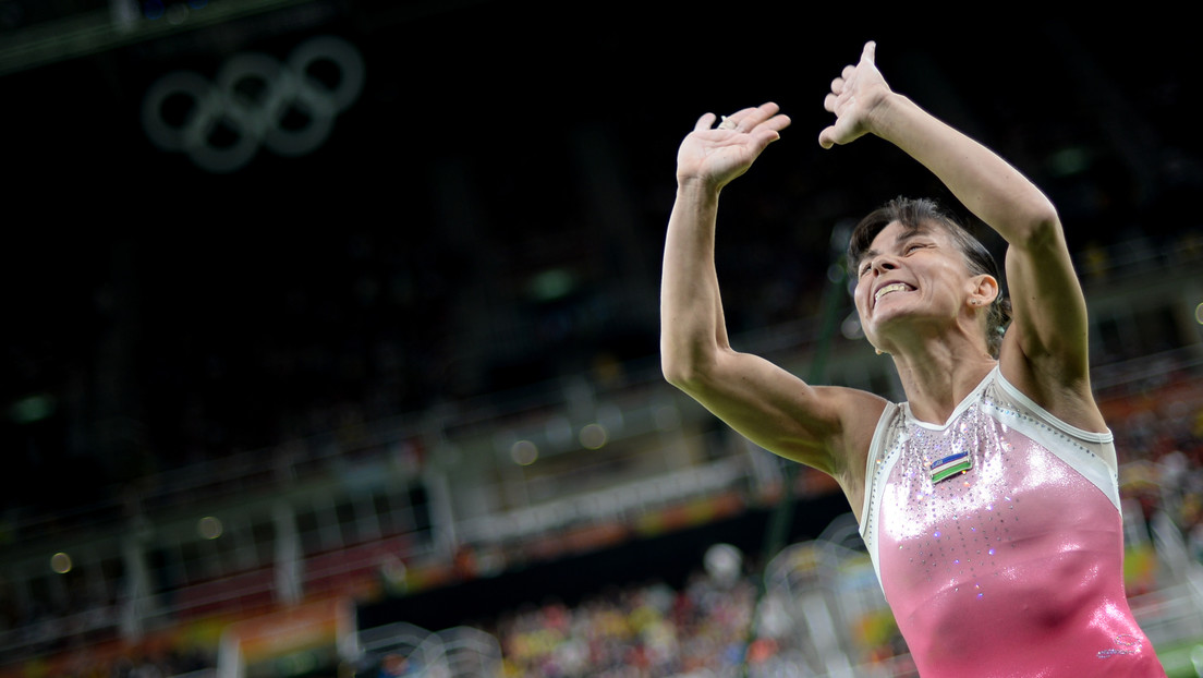 """""""Tengo tantas cosas que hacer, es hora de ponerme al día"""": La gimnasta más longeva de Tokio 2020 le dice adiós a su carrera a los 46 años"""