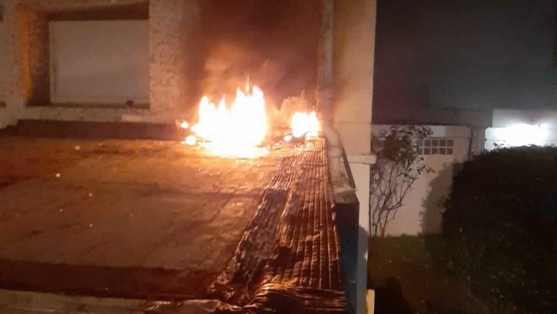 Cuba denuncia que su Embajada en Francia fue atacada con cócteles molotov y responsabiliza a EE.UU. por alentar esos actos