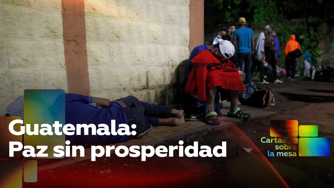 Las heridas abiertas de Guatemala después de una paz marcada por la desigualdad y la exclusión social