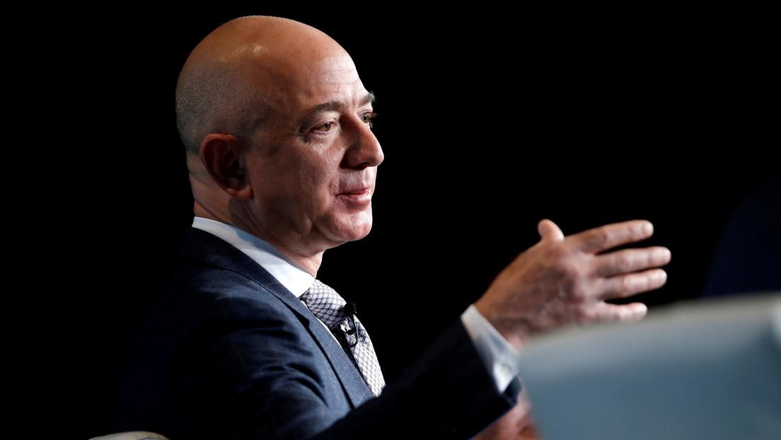 Jeff Bezos ofrece a la NASA 2.000 millones de dólares para que reconsidere a Blue Origin como parte de su carrera lunar