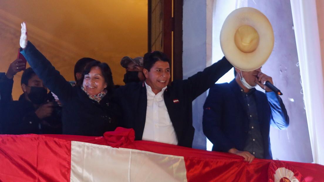 Una juramentación oficial, otra simbólica y la presencia de líderes latinoamericanos: así será la asunción de Pedro Castillo en Perú