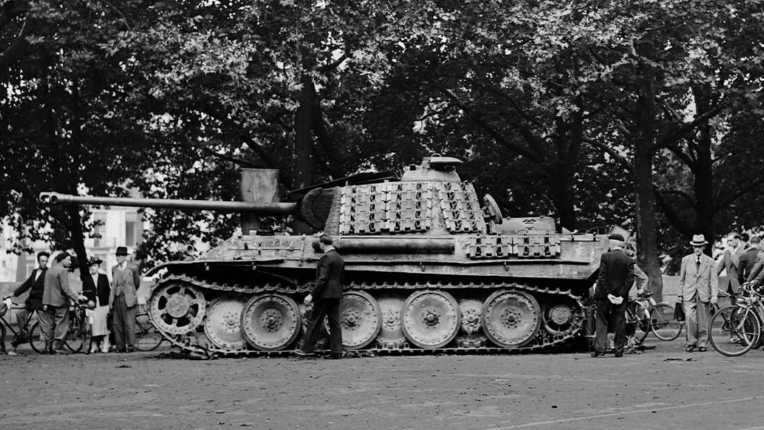 La Fiscalía alemana y la defensa de un jubilado negocian su sentencia por guardar un tanque de la II Guerra Mundial en su sótano