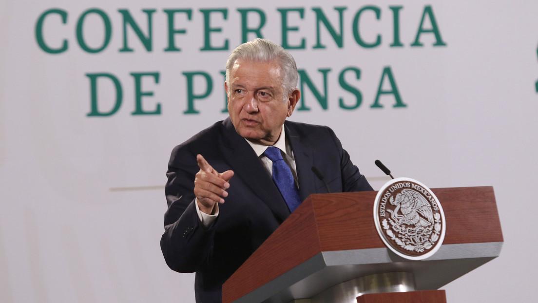 """López Obrador tacha de """"inhumano"""" y """"medieval"""" el bloqueo de EE.UU. a Cuba"""
