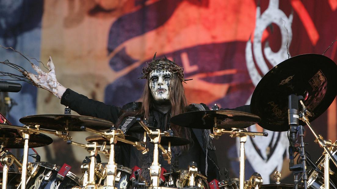 Muere a los 46 años Joey Jordison, cofundador y exbaterista de Slipknot