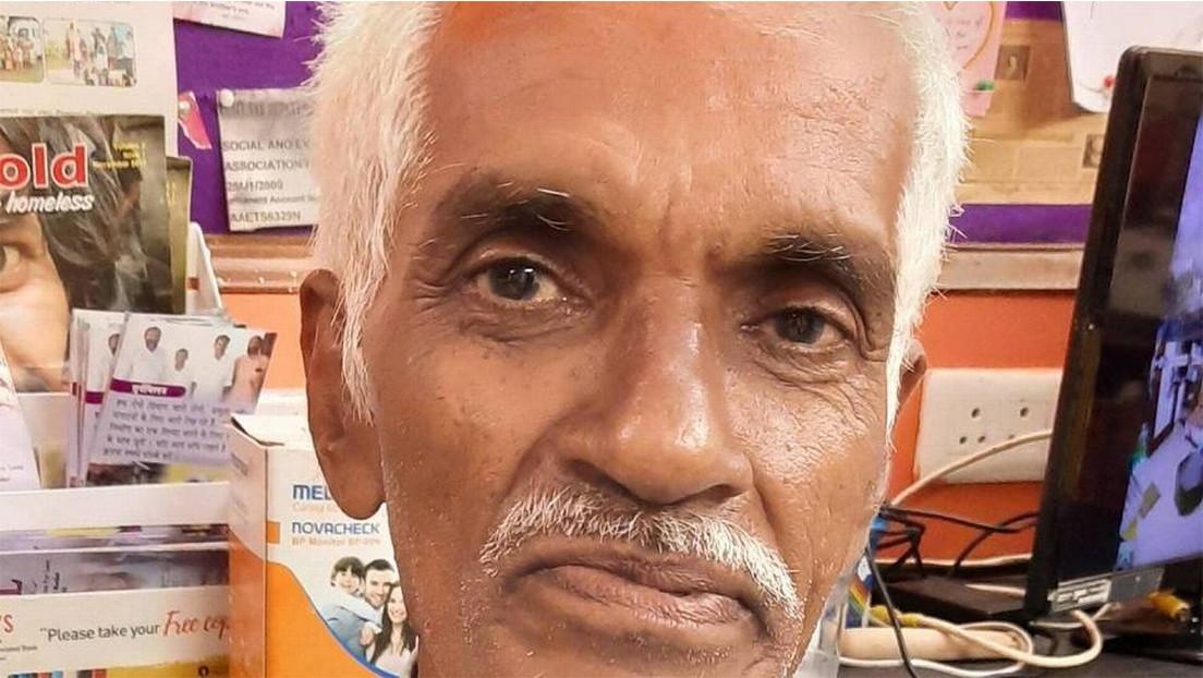 Un indio considerado muerto en una catástrofe aérea se escondió de su familia durante 45 años avergonzado por su carrera fallida