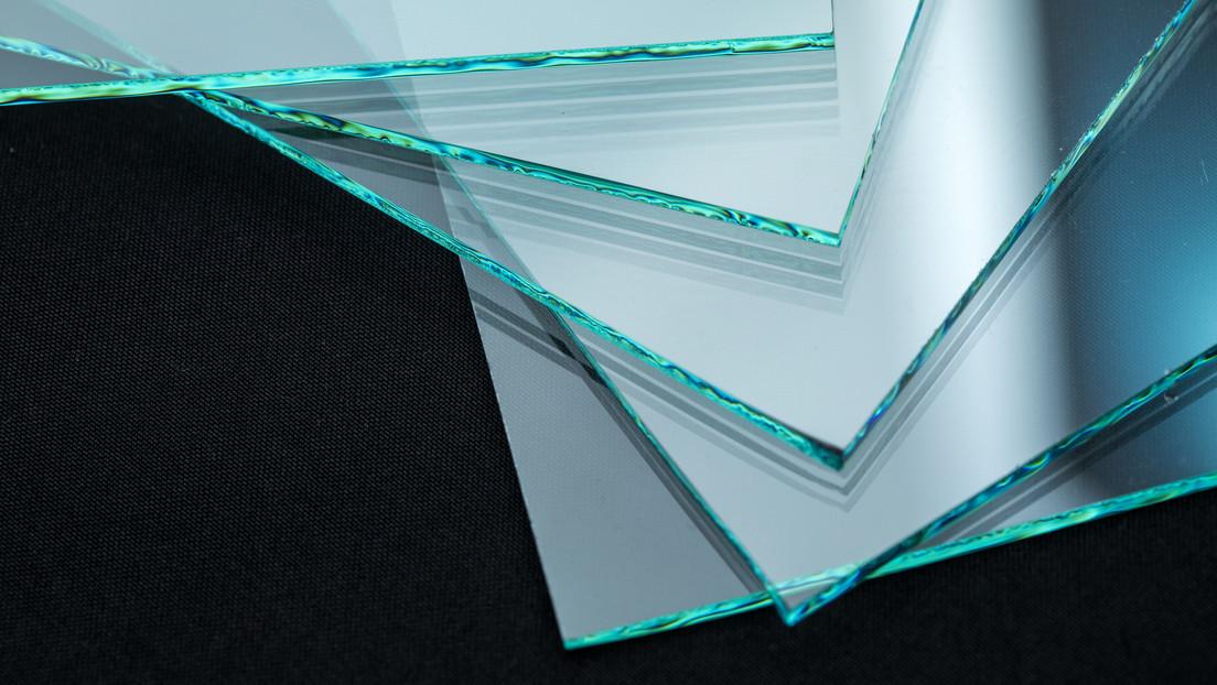 Científicos descubren un nuevo tipo de material en películas muy finas de vidrio