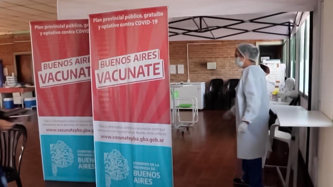 Así vive el primer municipio de Argentina con el 100 % de los adultos vacunados contra el covid-19