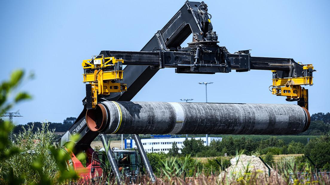 El gasoducto Nord Stream 2 está terminado en 99 %