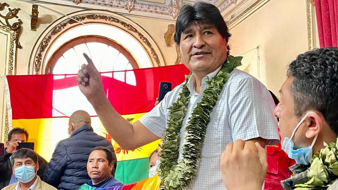 """Evo Morales cuestiona la política antidrogas de EE.UU. y plantea relanzar el """"Consejo Andino de Productores de Coca"""""""