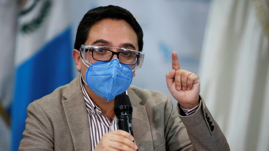 La ONU y EE.UU. expresan su preocupación por la polémica destitución en Guatemala del fiscal anticorrupción