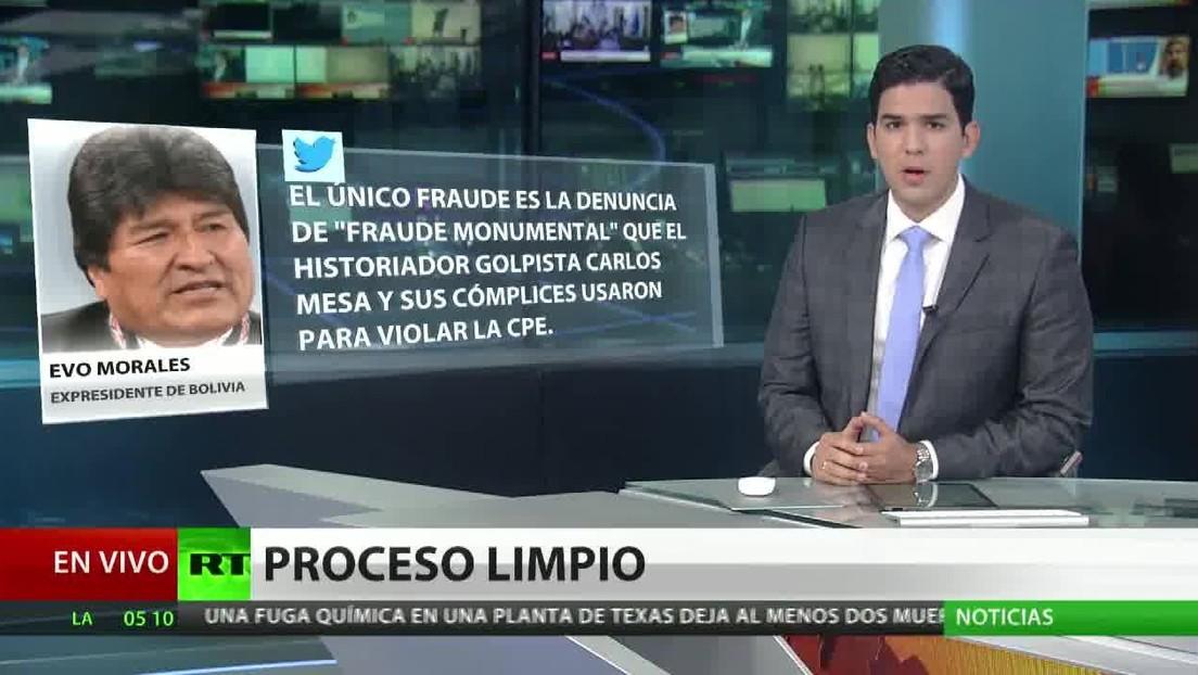"""Abogado constitucionalista boliviano afirma que el fraude electoral de 2019 en el país fue una """"teoría para poder perpetrar el golpe de Estado"""""""