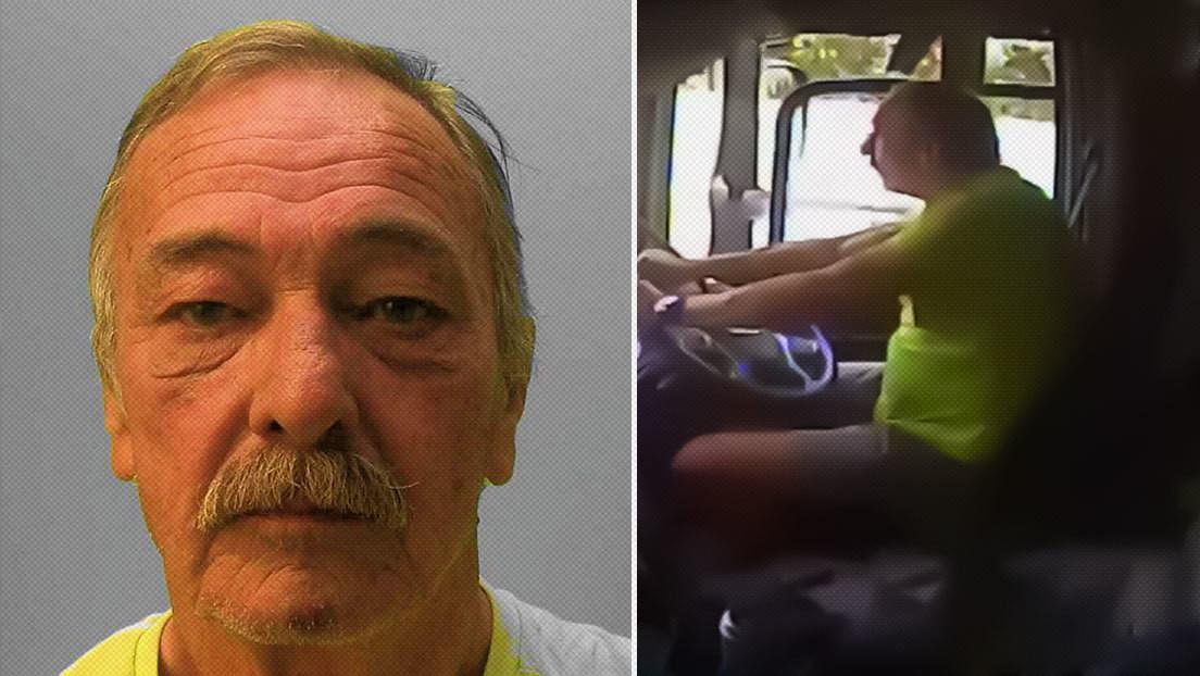 El chofer de un camión usa su celular mientras conduce y provoca un accidente que deja 3 heridos de gravedad (VIDEO)