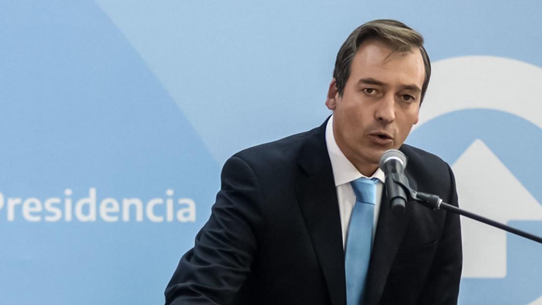 """El ministro de Justicia de Argentina le recomienda a los implicados en la causa por el envío de armas a Bolivia que busquen """"un buen abogado"""""""