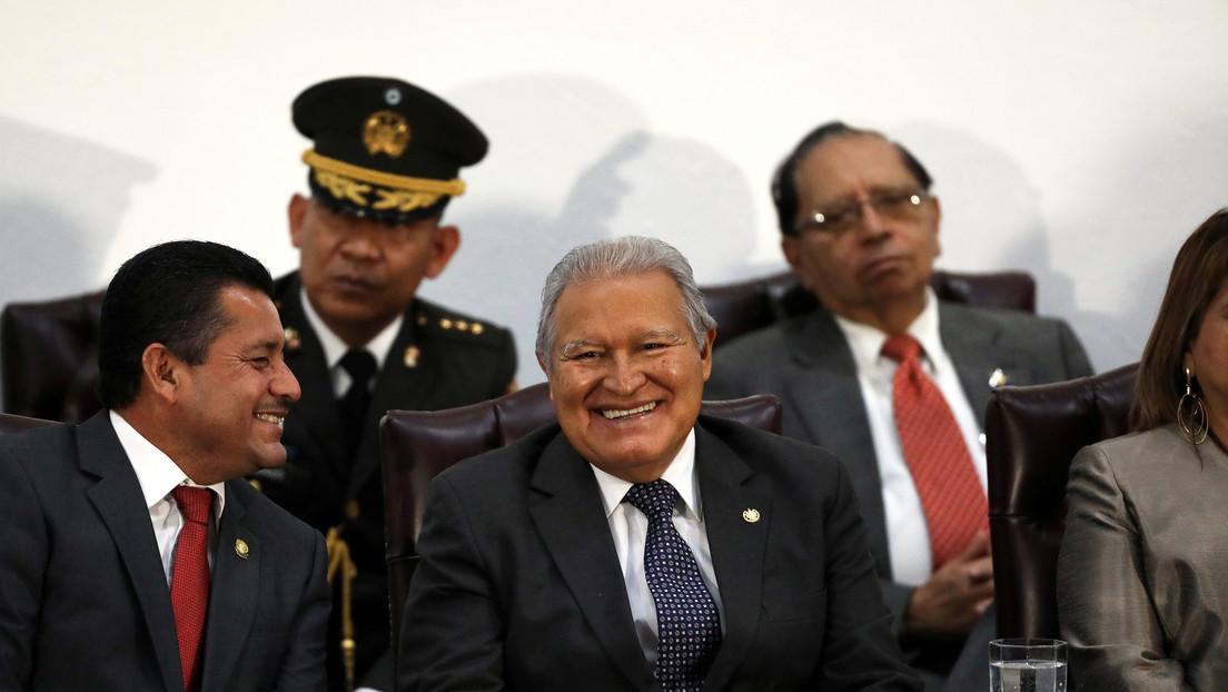 Juez salvadoreño ordena detención preventiva contra el expresidente Salvador Sánchez Cerén y gira oficio a Interpol para su captura