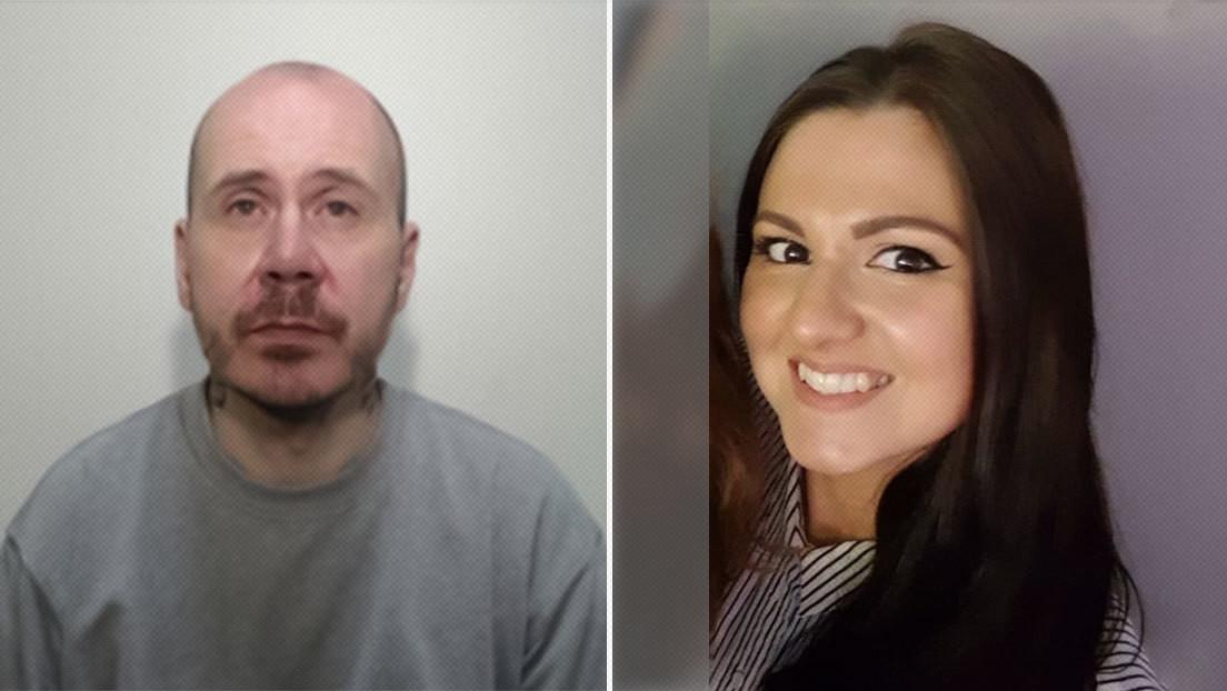 """Condenan a cadena perpetua a un hombre que apuñaló hasta la muerte a su novia y escribió """"Fui yo"""" en la pierna de la víctima con esmalte de uñas rojo"""