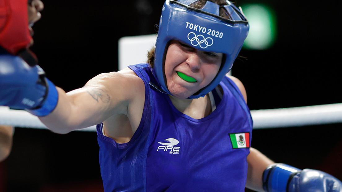 Boxeadoras mexicanas denuncian que sus compatriotas del equipo de sóftbol tiraron sus uniformes a la basura en la Villa Olímpica en Tokio