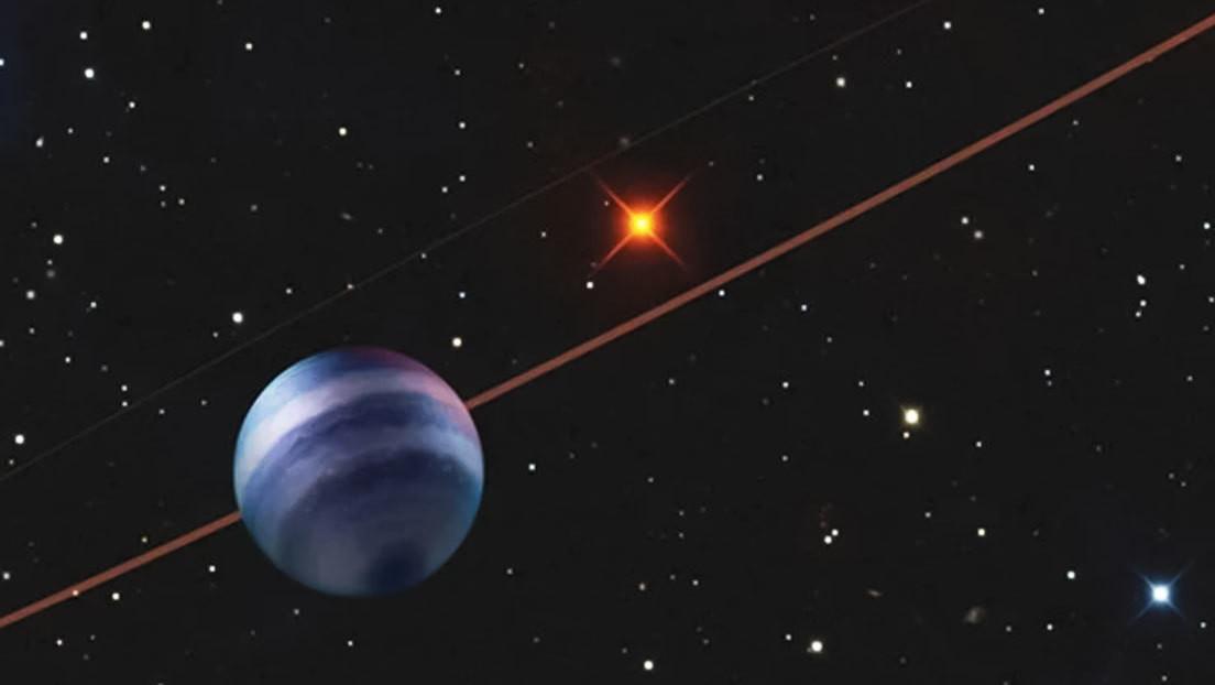 Observan un exoplaneta gigante, el más cercano a la Tierra jamás encontrado