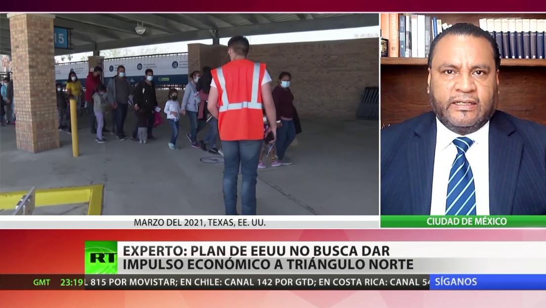 Experto afirma que el plan de EE.UU. para atender las causas de la migración no busca dar impulso económico a los países de Centroamérica
