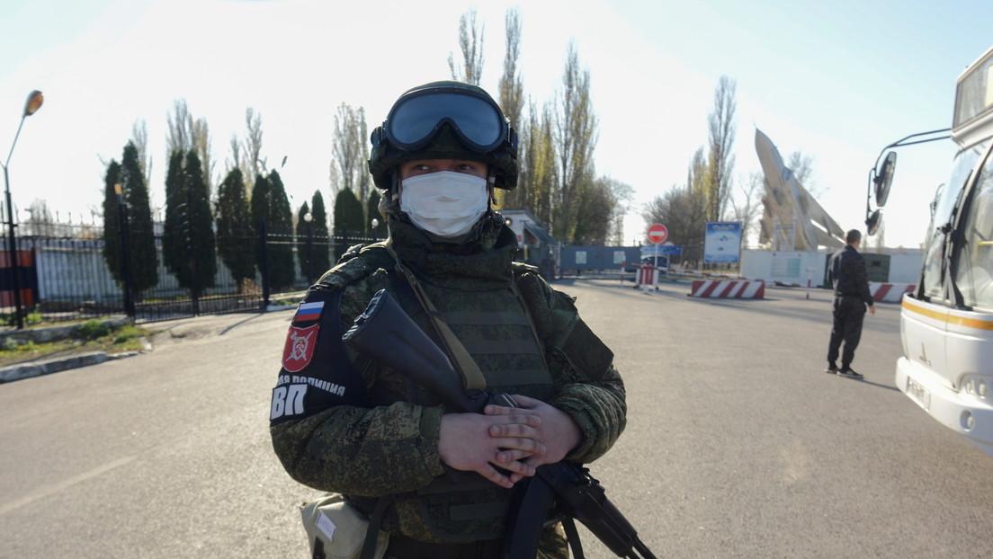 Rusia inicia el despliegue de tropas para ejercicios militares cerca de la frontera de Uzbekistán con Afganistán
