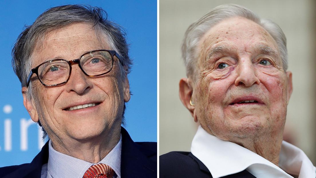 """Zizek afirma que Gates y Soros luchan contra las consecuencias del capitalismo con 'remedios' que """"no curan la enfermedad, sino la prolongan"""""""
