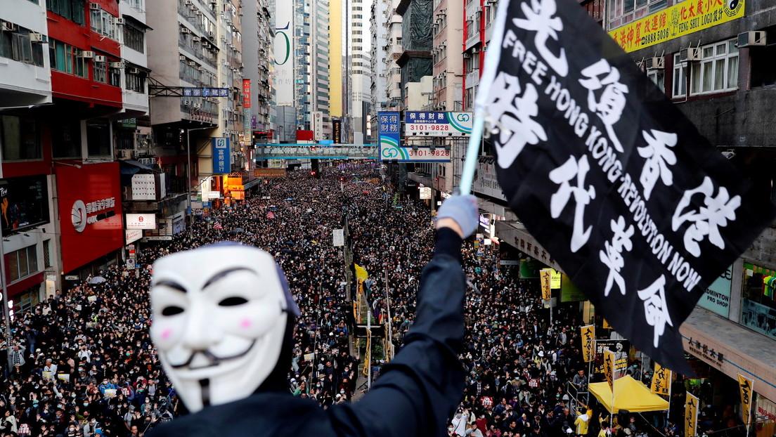 9 años de cárcel recibe el primer residente de Hong Kong condenado bajo nueva ley de seguridad nacional