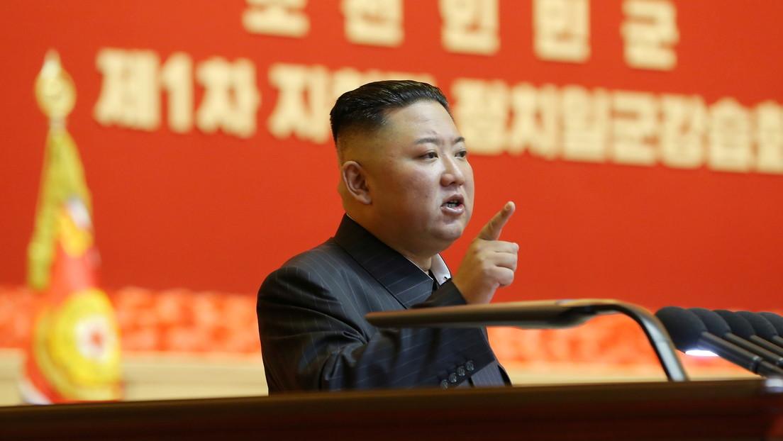 Kim Jong-un pide reforzar la eficiencia de combate de las unidades del Ejército norcoreano