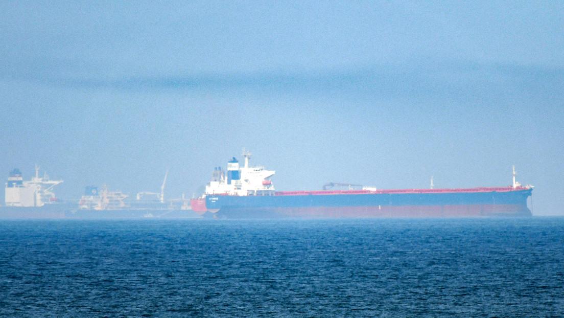 """Atacan a un petrolero vinculado a un multimillonario israelí frente a las costas de Omán y la compañía operadora lo califica como """"piratería"""""""