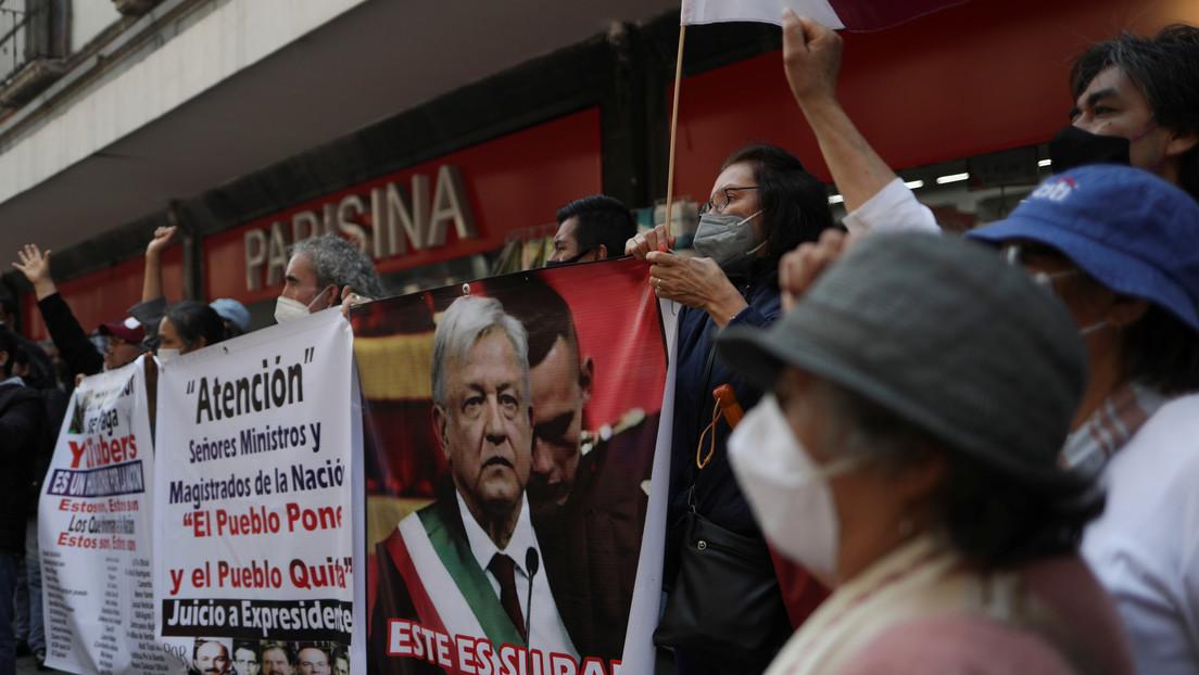 Una pregunta confusa y reclamos a la autoridad electoral: el escenario de la consulta que se realizará en México para enjuiciar o no a expresidentes