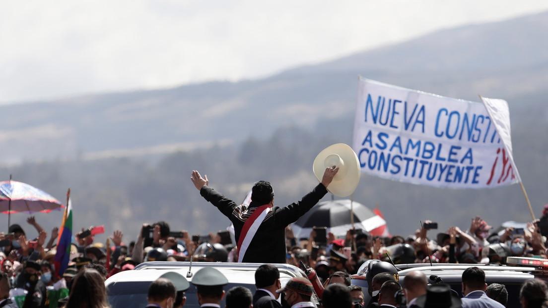 """""""Punto de partida para levantar el piso de igualdad"""": Perú ante la encrucijada del debate constitucional"""