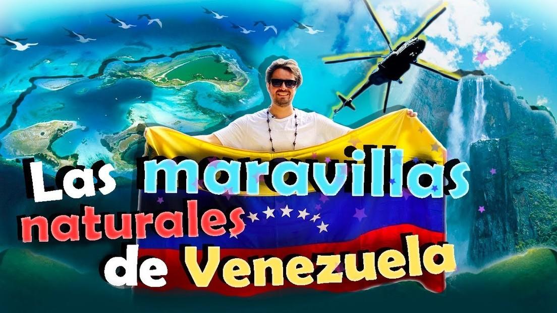 Las maravillas naturales de Venezuela