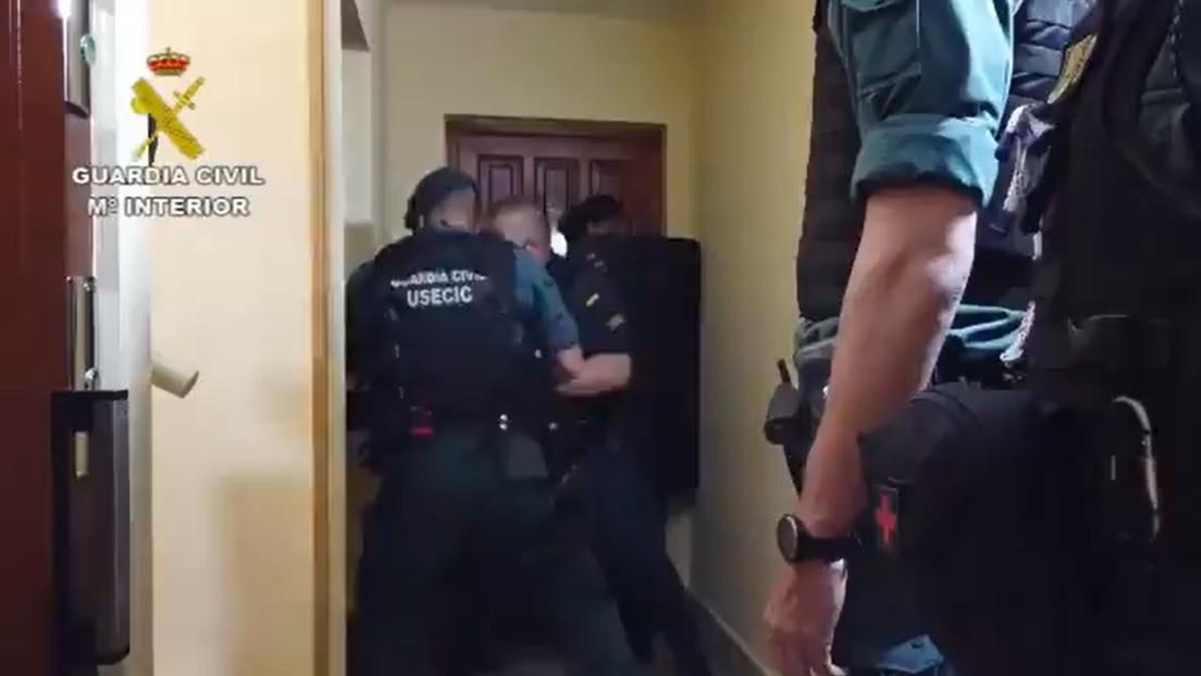 Desmantelan en España una banda que explotaba sexualmente a mujeres sudamericanas (VIDEO)
