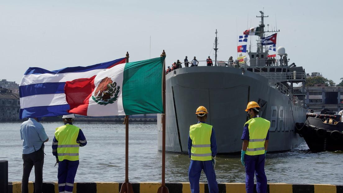 Cuba agradece a Bolivia y México el envío de alimentos e insumos médicos para enfrentar la crisis en la isla