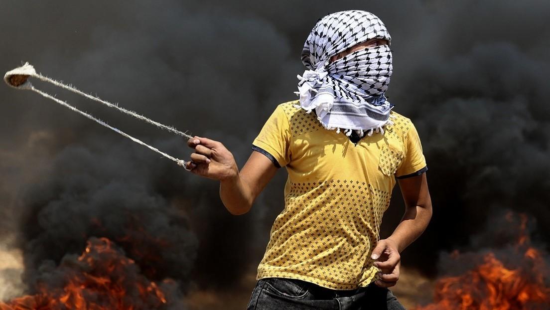 Unos 270 palestinos resultan heridos en enfrentamientos con militares israelíes, que usaron gases lacrimógenos y abrieron fuego en Cisjordania