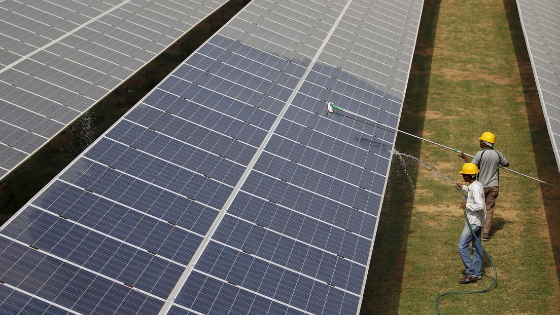 Estiman que la industria india de energías renovables obtendría más de 150.000 millones de dólares de inversiones para 2030