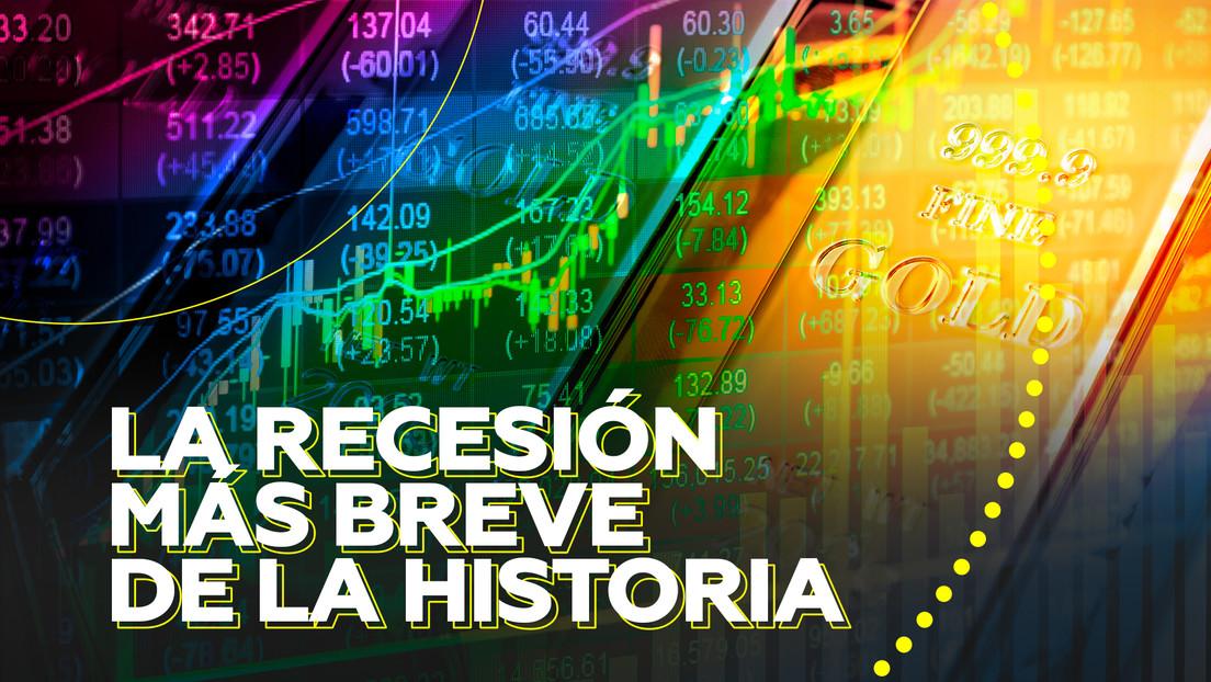 """""""Las recesiones no dejan de ser parte de los ciclos económicos"""""""