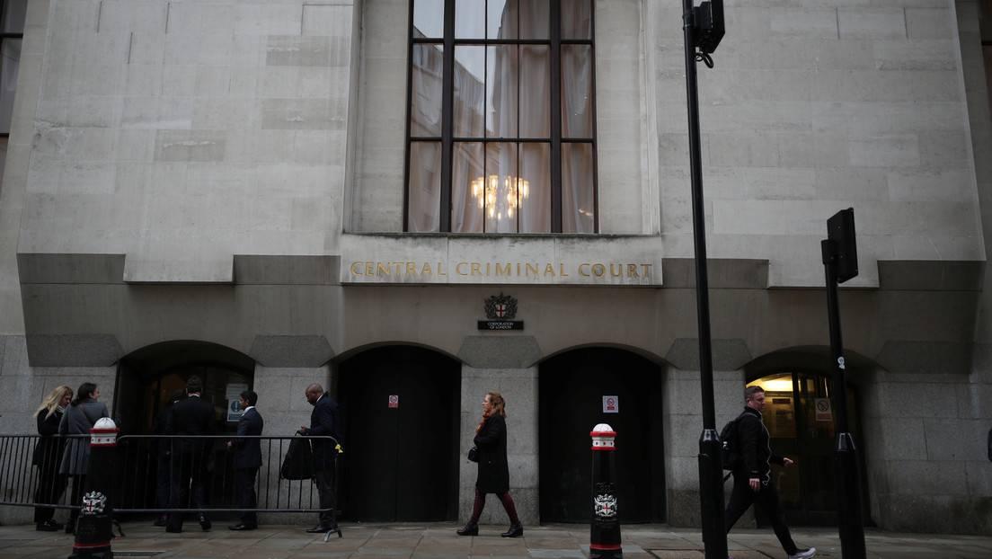 El Tribunal Penal Central de Inglaterra y Gales, conocido como el Old Bailey.