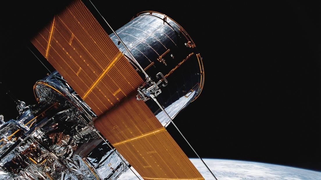 El telescopio Hubble de la NASA.
