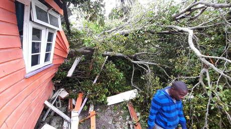 VIDEO: La destrucción dejada por el huracán Elsa en su paso por las islas del Caribe