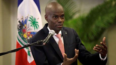 Líderes mundiales condenan el asesinato del presidente de Haití, Jovenel Moïse