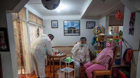 Indonesia: El coronavirus golpea al personal sanitario pese a haber sido mayoritariamente vacunado