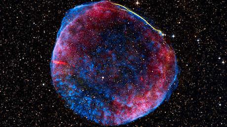 Descubren un nuevo tipo de cataclismo astronómico que podría resolver un misterio de miles de millones de años
